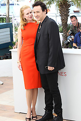 Nicole Kidman and John Cusack  at the Cannes Film Festival, Thursday, 24th  May 2012 for their new film The Paperboy.  Photo by: Stephen Lock / i-Images