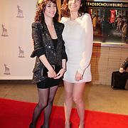 NLD/Utrecht/20110921 - NFF 2011- Premiere De Bende van Oss, Carice van Houten en Halina Reijn