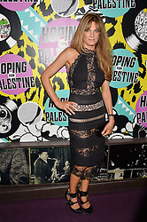 JEMIMA KHAN at Hoping's Greatest Hits - the 10th Anniversary of The Hoping Foundation's charity benefit held at Ronnie Scott's, 47 Frith Street, Soho, London on 16th June 2016.
