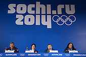 Misc. - USOC Leadership Press Conference