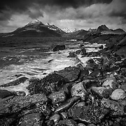 Elgol, Loch Scavaig and the Cuillin, Isle of Skye