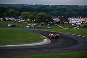 August 22-24, 2014: Virginia International Raceway. #18 Shane Lewis, George Robinson, Avid Motorsport, Lamborghini of Miami