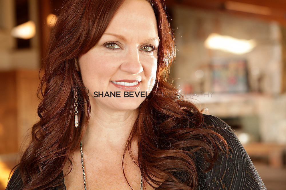 Ree Drummond, The Pioneer Woman for Ladies Home Journal..Photo by Shane Bevel