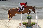 Janika Sprunger - Palloubet d Halong 2<br /> FEI European Championships 2013<br /> © DigiShots