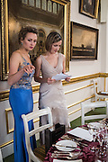 ALENA KERESHUN; ANNA KONOVALOVA, The 20th Russian Summer Ball, Lancaster House, Proceeds from the event will benefit The Romanov Fund for RussiaLondon. 20 June 2015
