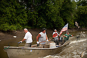 Red Neck Fishing Tournament Friday, August 1, 2014, in Bath , ILL. Photo by Rob Hart