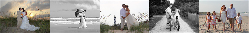 Wedding photography, Ocracoke, Hatteras, Outer Banks, NC