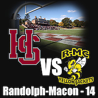 Football vs Randolph-Macon - 14