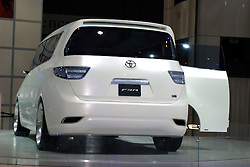 09 February 2006:  Toyota F3R Concept Vehicle.....Chicago Automobile Trade Association, Chicago Auto Show, McCormick Place, Chicago IL