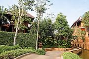 Reserve Villa (L.) Ocean Pavilions (R.)