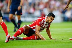 Graziano Pelle of Southampton frustrated at a near miss - Mandatory by-line: Jason Brown/JMP - Mobile 07966386802 - 31/07/2015 - SPORT - FOOTBALL - Southampton, St Mary's Stadium - Southampton v Vitesse Arnhem - Europa League