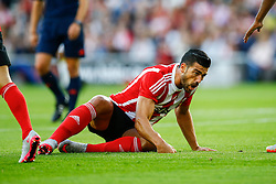 Graziano Pelle of Southampton frustrated at a near miss - Mandatory by-line: Jason Brown/JMP - Mobile 07966386802 - 31/07/2015 - SPORT - FOOTBALL - Southampton, St Mary's Stadium - Southampton v Vitesse Arnhem - Europa League