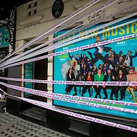 London's West End Theatreland in Lockdown July 2020