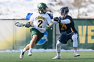 Quinnipiac vs. Vermont Men's Lacrosse 02/23/19