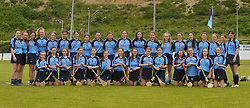 Westport Camoige Girls U14 team that participated in Feile <br />