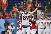 NFL-Pro Football Hall of Fame Game-Denver Broncos vs Atlanta Falcons-Aug 1, 2019
