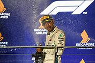 Formula 1 Singapore Airlines - Singapore Grand Prix 2018