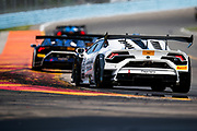 June 28 - July 1, 2018: Lamborghini Super Trofeo Watkins Glen. 29 Corey Lewis, Madison Snow, Change Racing, Lamborghini Carolinas, Lamborghini Huracan Super Trofeo EVO