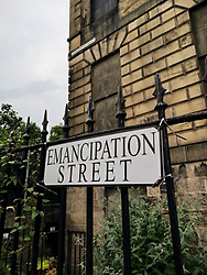 A number of streets in the New Town of Edinburgh have new street names apparently as part of the Black Lives Matter (BLM) protest.   It is not clear if the City of Edinburgh Council have been approached about the additional signs<br /> <br /> <br /> Dave Cullen | EEm 26 June 2020