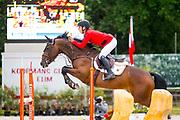 Gilles Nuytens - Jade S<br /> European Championships 2019<br /> © Digishots