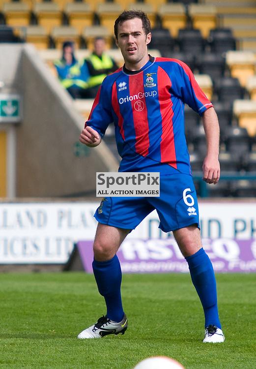 Inverness player Jamie Stevenson , Livingston v Inverness
