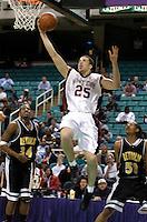19  January 2004:  North Carolina Scholastic Play-By-Play Classic at the Greensboro Coliseum.