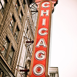 Chicago Theatre Sign Picture. The Chicago Theatre is a popular venue for concerts and stage performances and is a landmark listed with the National Register of Historic Places. High resolution stock photos, pictures, and prints are available.