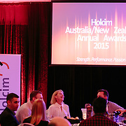 Holcim Awards Dinner 2015