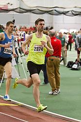 Boston University Terrier Invitational Indoor Track Meet: Rich Peters, Elite Mens Mile