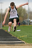 Gilford High School Track meet May 2, 2013.