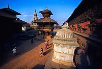Durbar Square, Bhaktapur (Kathmandu Valley), Nepal