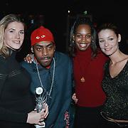 Danielle Overgaag TV babe 2000 zwanger, Coolio, Jasmine Sendar en Froukje de Both