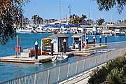 Dana Point Harbor Fuel Dock