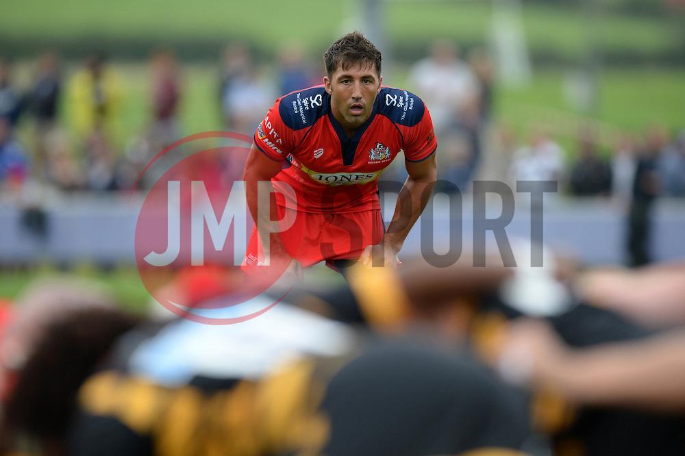 Gavin Henson of Bristol Rugby - Mandatory by-line: Dougie Allward/JMP - 27/08/2016 - RUGBY - Clifton RFC - Bristol, England - Bristol Rugby v Wasps - Pre-season friendly
