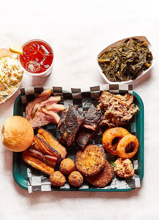 Gordonsville, BBQ, meat