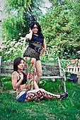 In The Backyard - Lia Xiong & Kalia Meza