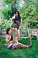 In The Backyard - Lia Xiong & Kalia Meza
