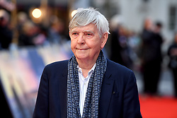 Tom Courtenay attending the world premiere of The Guernsey Literary and Potato Peel Pie Society at the Curzon Mayfair, London. Photo credit should read: Doug Peters/EMPICS Entertainment