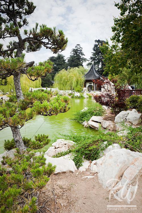Chinese Garden (Liu Fang Yuan) at The Huntington, San Marino, California