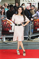 Oona Chaplin, Red 2 European Film Premiere, Empire cinema Leicester Square, London UK, 22 July 2013, (Photo by Richard Goldschmidt)