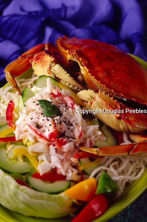 Crab salad<br />