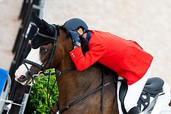 Zabala Ronald, ECU, Wundermaske<br /> World Equestrian Games - Tryon 2018<br /> © Hippo Foto - Sharon Vandeput<br /> 17/09/2018