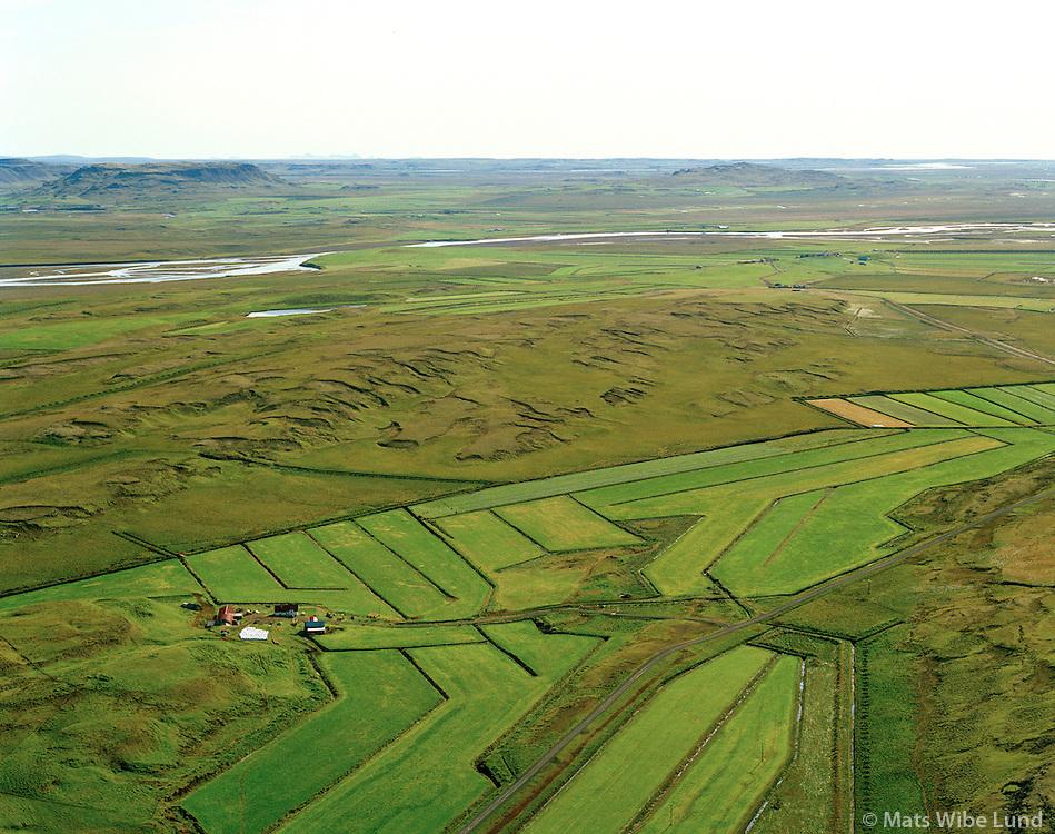 Borgarholt séð til suðurs, Bláskógabyggð áður Biskupstungnahreppur / Borgarholt viewing south, Blaskogabyggd former Biskupstungnahreppur