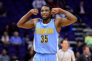 NBA: NBA: Denver Nuggets at Phoenix Suns//20170128
