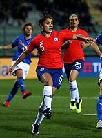 International Women's Friendly Matchs 2019 / <br /> Italy vs Chile 2-1 ( Carlo Castellani Stadium - Empoli,Italy ) - <br /> Ambar Soruco of Chile