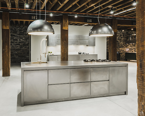 Superb Interior And Architectural Photographs Of Dutch Kitchen Center In Red Hook  Brooklyn New York.