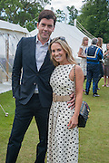 RICHARD BLAKE; GEORGIE THOMPSON, The Cartier Style et Luxe during the Goodwood Festivlal of Speed. Goodwood House. 1 July 2012.