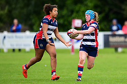 Abbie Fleming of Bristol Ladies in action - Mandatory by-line: Craig Thomas/JMP - 17/09/2017 - Rugby - Cleve Rugby Ground  - Bristol, England - Bristol Ladies  v Richmond Ladies - Women's Premier 15s