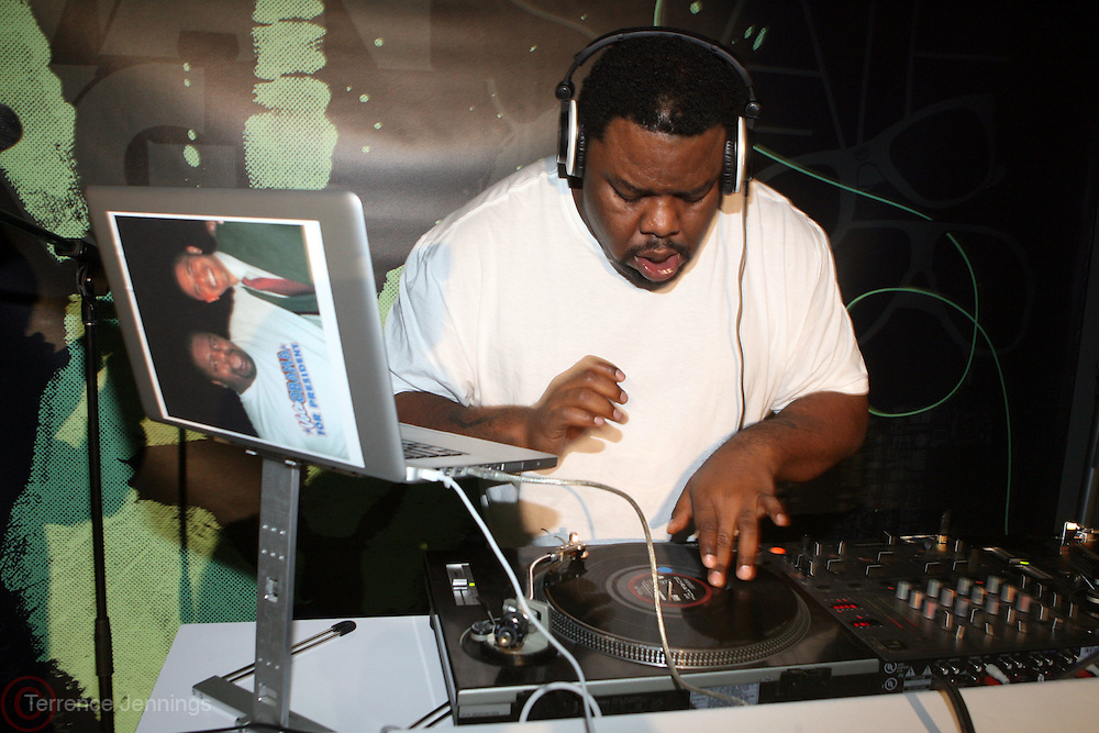 Biz Markie at the Common Celebration Capsule Line Launch with at Softwear by Microsoft at Skylight Studios on December 3, 2008 in New York City..Microsoft celebrates the launch of a limited-edition capsule collection of SOFTWEAR by Microsoft graphic tees designed by Common. The t-shirt  designs. inspired by the 1980's when both Microsoft and and Hip Hop really came of age, include iconography that depicts shared principles of the technology company and the Hip Hop Star.
