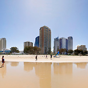 Surfers Paradise, Gold Coast, Australia. High resolution panorama.